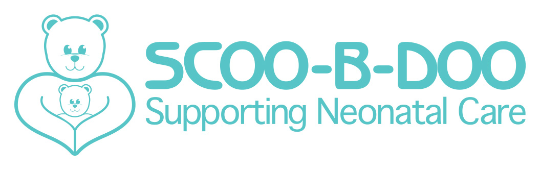 Scoo-B-Doo charity logo supporting neonatal care at Gloucestershire Royal Hospital