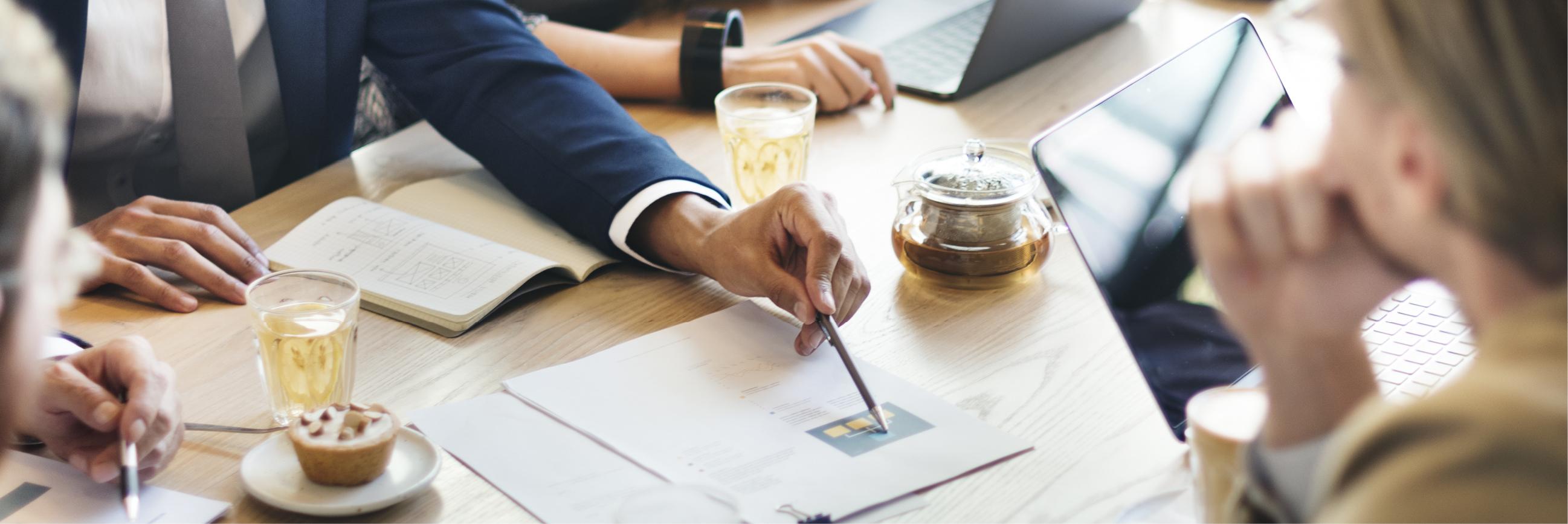 Business Review with Will Abbott | Randall & Payne Business Advisors Cheltenham