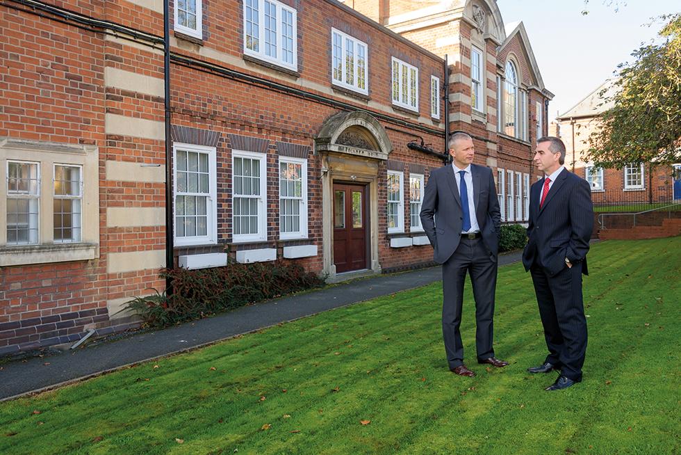Audit for Prince Henry's High School by Randall & Payne, Cheltenham accountants