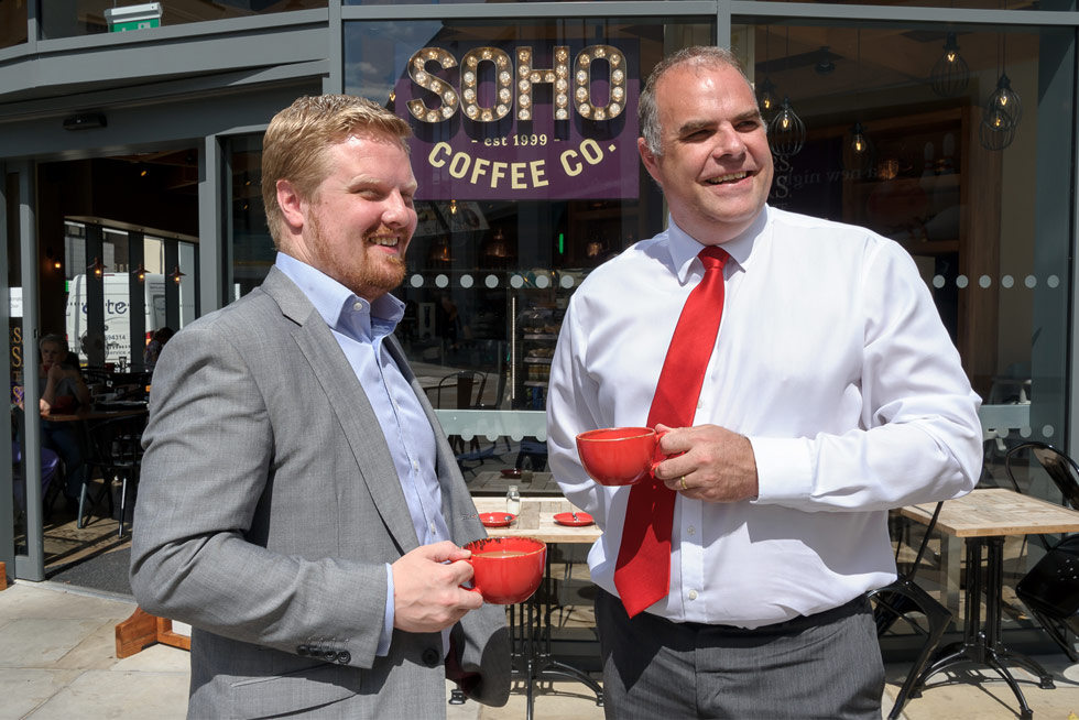 Auditing for SOHO Coffee Co. | Randall & Payne, Cheltenham Accountants