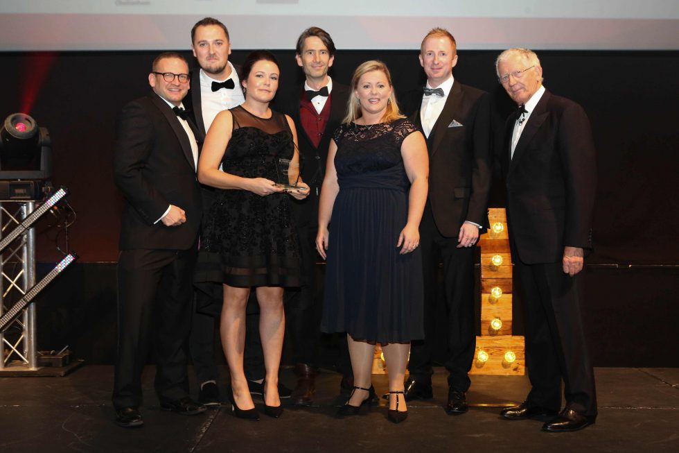 Gloucestershire Business Awards 2018 Winner of Best Place to Work, Holiday Architects