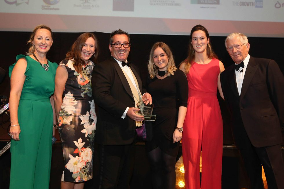 Photo of Gloucestershire Business Awards 2018 Marketing Campaign of the Year winner The Festival, Cheltenham Racecourse
