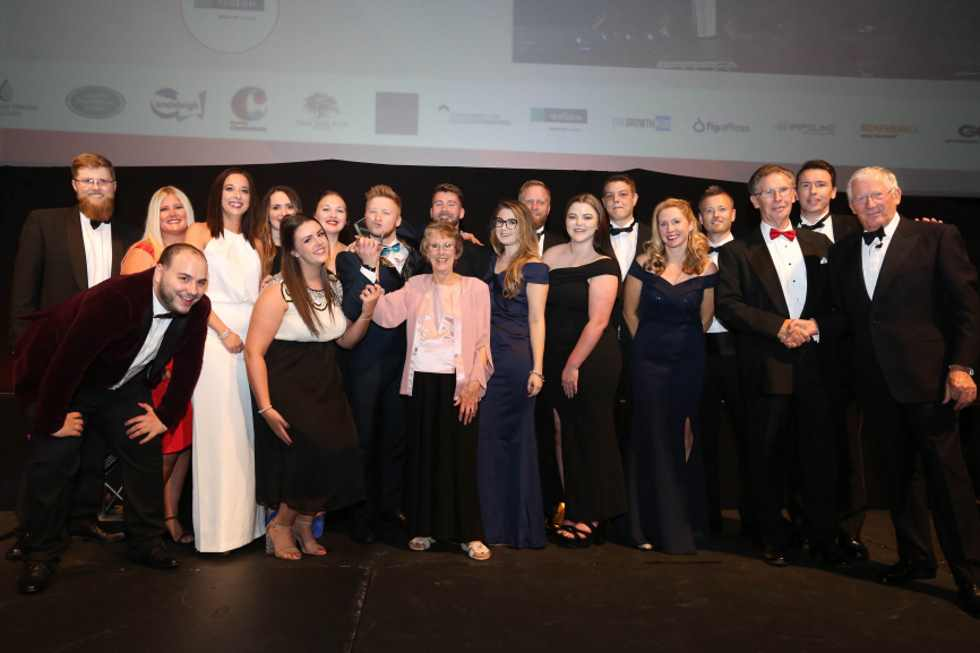 Photo of Gloucestershire Business Awards 2018 winner for Family Business of the year Datasource Computer Employment Ltd