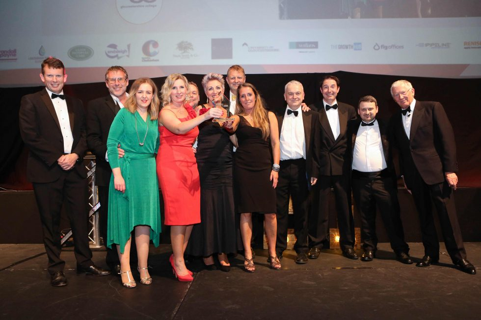 Gloucestershire Business Awards 2018 Ecommerce Business of the Year Winner ProCook