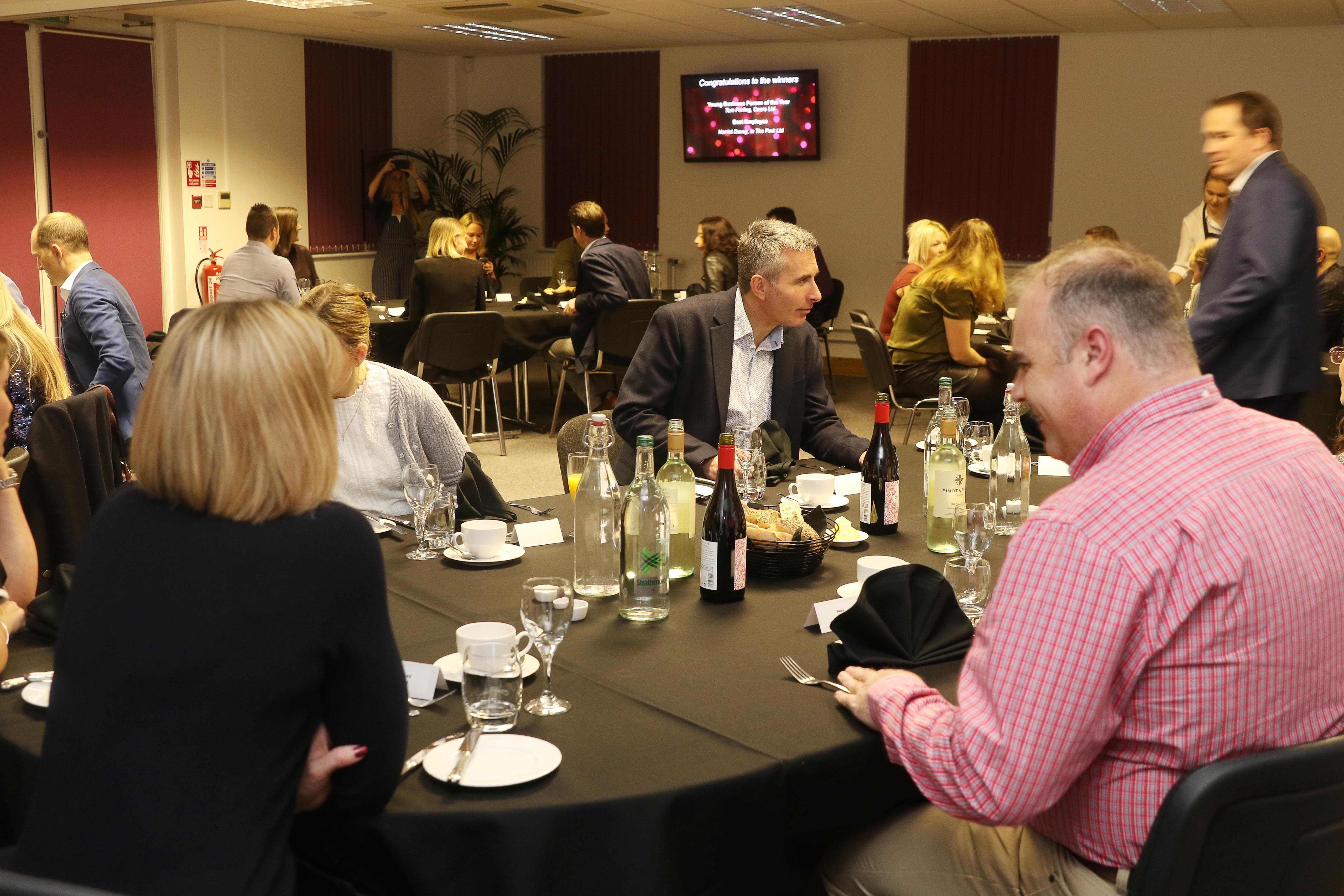 Photo from Winners Dinner at Randall & Payne in Cheltenham