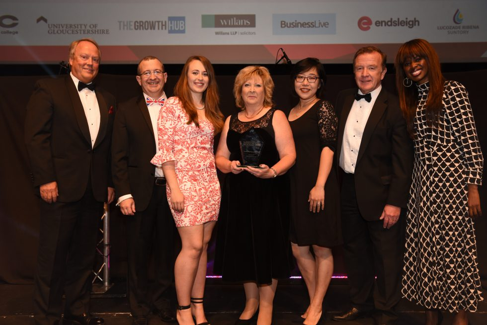Winners of Growth Business of the Year, Geometric Manufacturing Ltd
