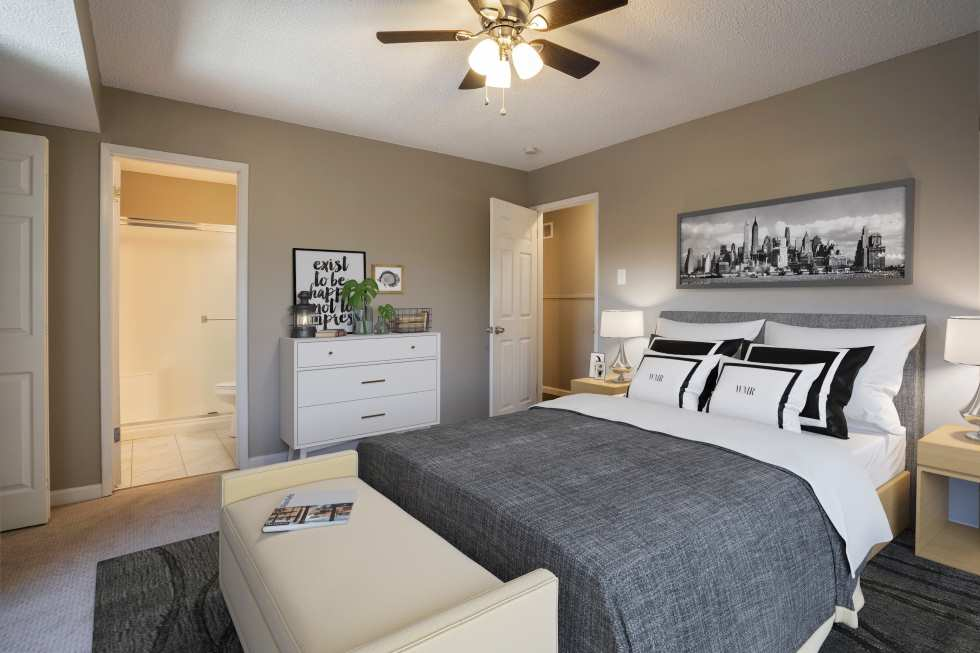 Furnished holiday let photo of a bedroom