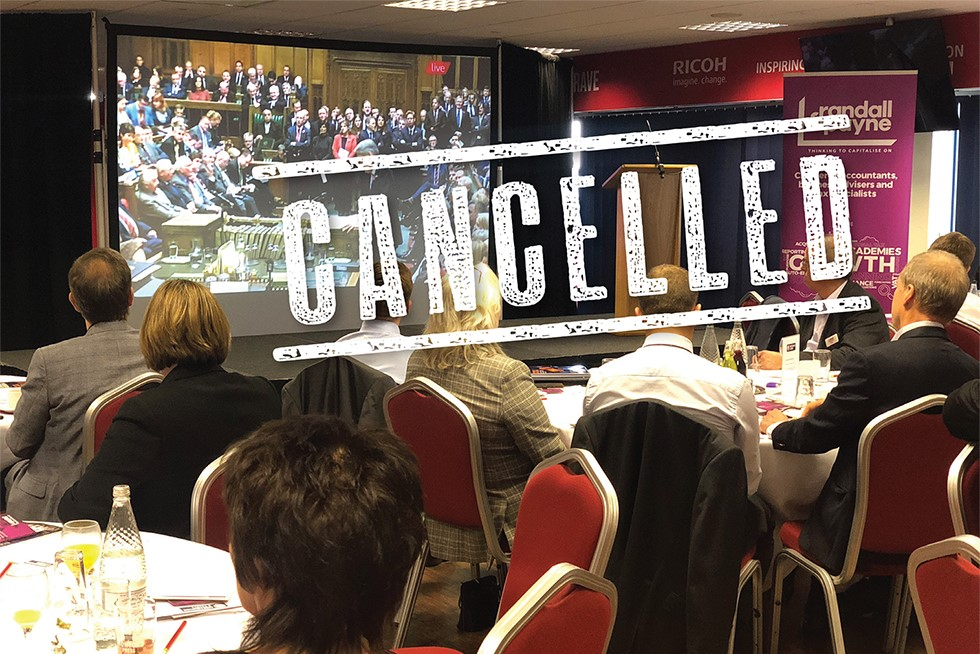 Cancelled Budget Day image